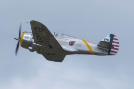 Curtiss P-36C Flying Legends 2015