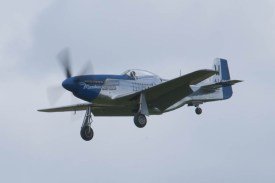 North American P-51 Mustang F-AZXS Flying Legends 2015