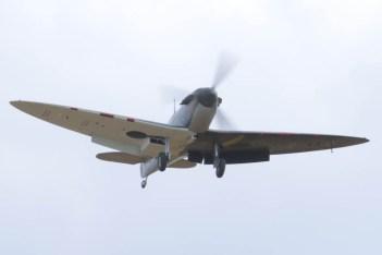 Supermarine Spitfire Mk I Flying Legends 2015