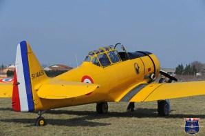 North American T-6G F-AZCV (Photo (C)Harald Ludwig - FFWM) 3