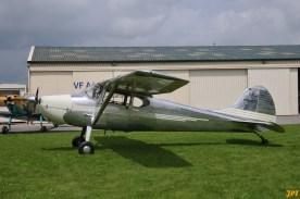 Cessna 170 (Photo © Jean-Pierre Touzeau)