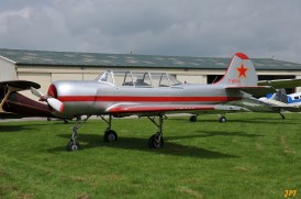 Yak-52 (Photo © Jean-Pierre Touzeau)