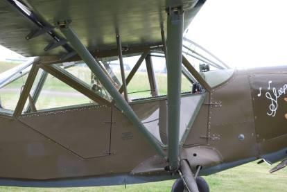 Stinson L-5 F-AYLV 0011