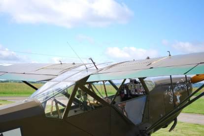 Stinson L-5 F-AYLV 0022