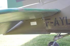 Stinson L-5 F-AYLV 0027