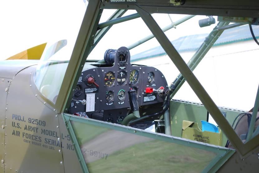 Stinson L-5 F-AYLV 0057