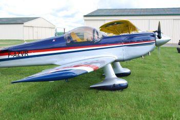 Mudry CAP 20 F-AZVR 0008