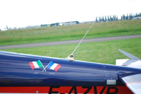 Mudry CAP 20 F-AZVR 0032