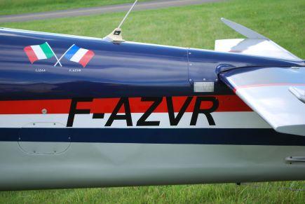 Mudry CAP 20 F-AZVR 0033
