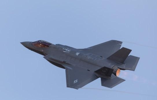 F-35A Lightning II 155125 (Photo © Damien Defever)