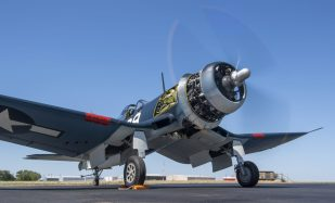 F3A-1 Corsair BuNo 04634 N4634 (Photo © Jay Miller)