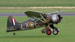 Westland Lysander Mk IIIa V9312 G-CCOM © David Withworth