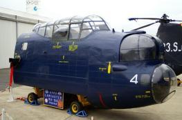 Avro Lancaster NX664 ( Photo © Alain Valez )