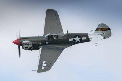 Curtiss P-40N F-AKZU 42-105915 ( Photo © Damien Defever )_01