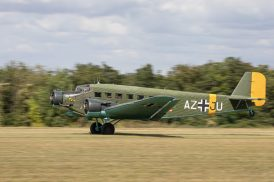 Junkers Ju 52 F-AZJU ( Photo © Damien Defever )