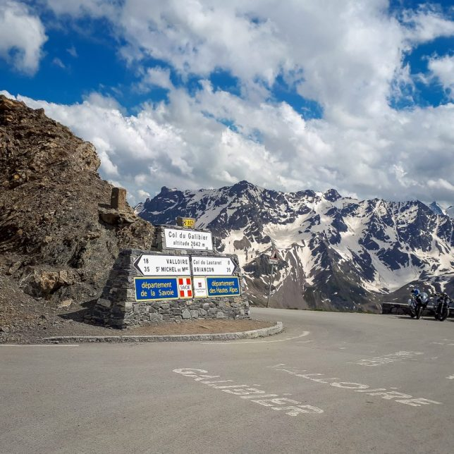 Cycling Holiday Col de Galibier