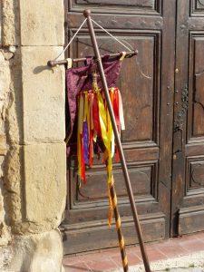 Les couleurs de Provence pour habiller les ruelles du charme d'antan au quartier du Parage.
