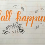 Fall is coming !