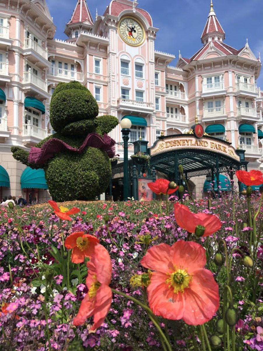Disneyland au Printemps : un festival de merveilles fleuries ...