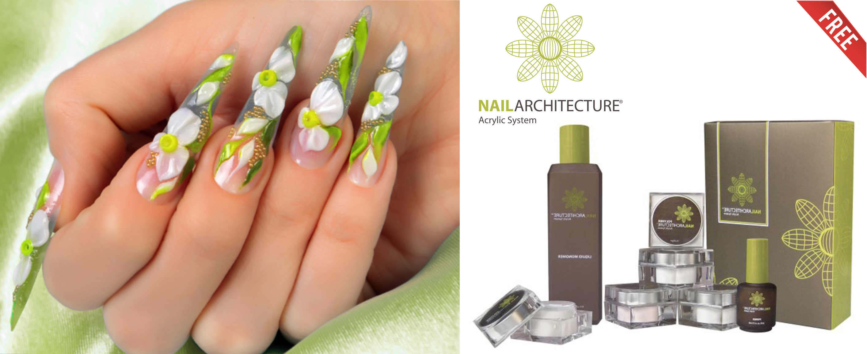 Lechat Acrylic Nail Extension System Course - Lechat Nails Middle East