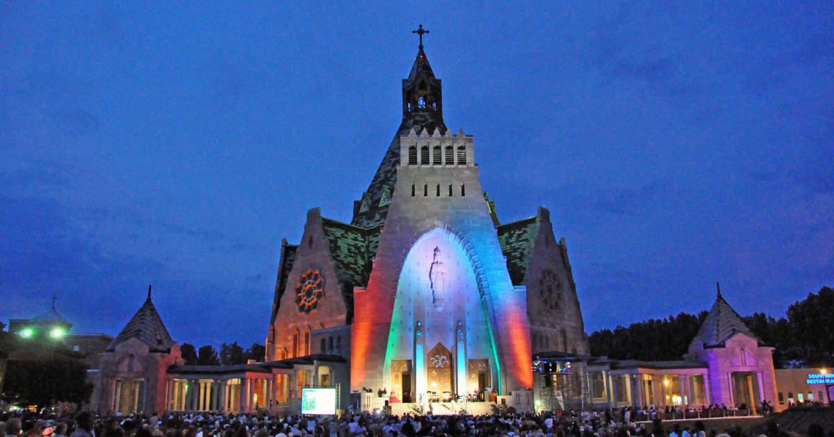 Sanctuaire Notre Dame Du Cap Cultural Place Le Chemin