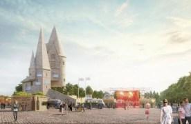 village de marques-Coutras