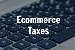 taxe sur le e-commerce