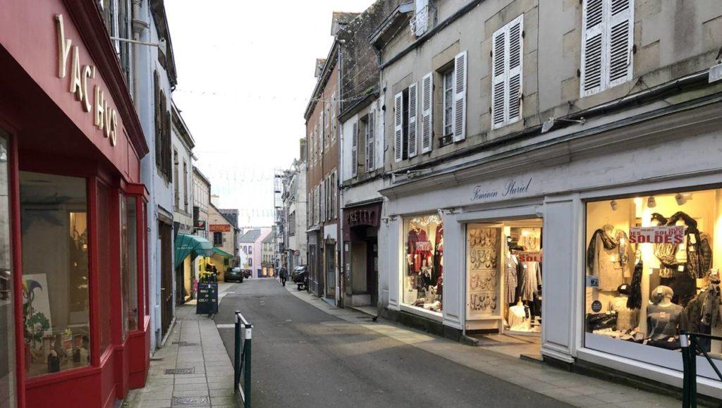 commerçants bretons