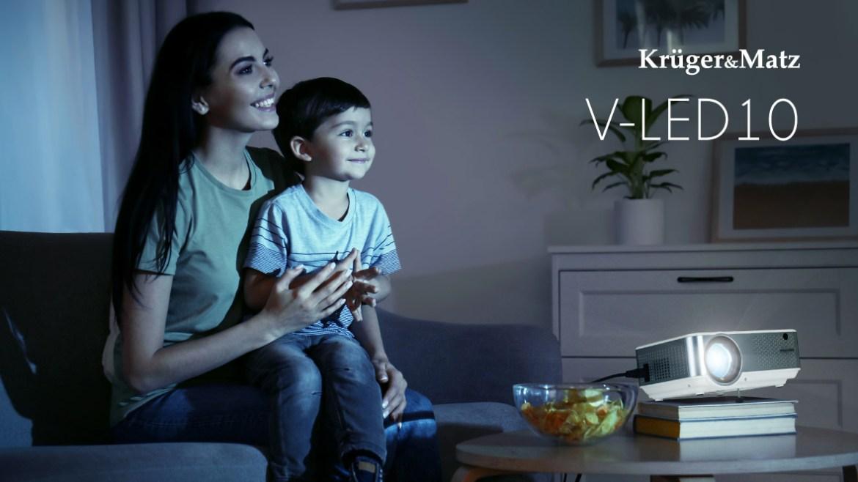 Proiector LED Kruger&Matz