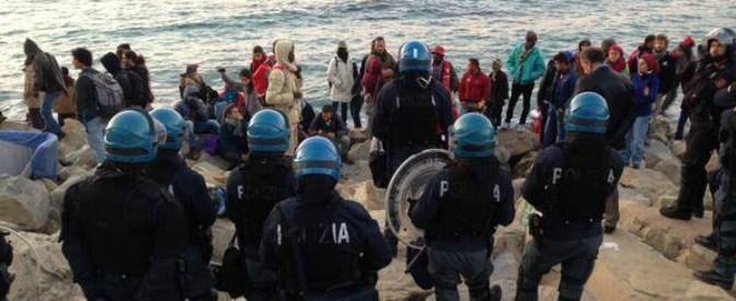 """Decreto """"sicurezza"""" di Salvini e C.: una barbarie che apre ad una spirale senza fine. Necessario il massimo contrasto e una risposta """"di popolo"""" in tempi brevissimi."""