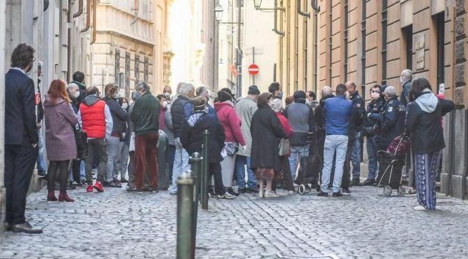 Voltare pagina o sarà un disastro sociale Un Odg della Rete delle Città in comune