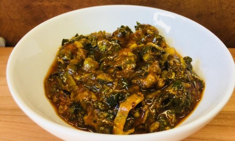 Orientalisches Chermoula Pesto