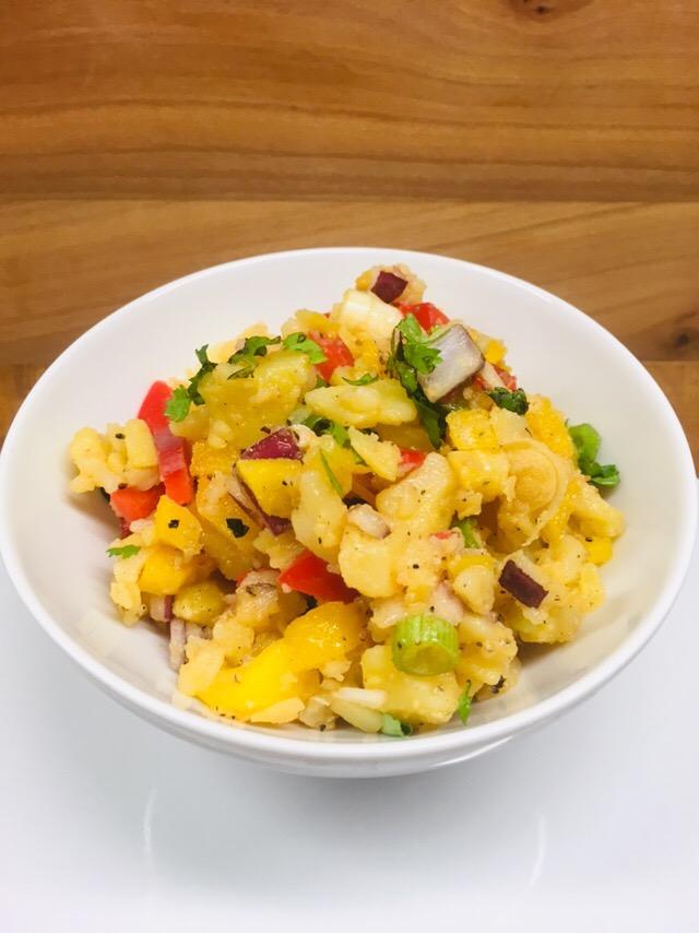 Andalusischer Kartoffel Salat