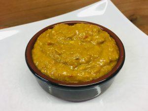 Saté Erdnuss Chili Soße selbst gemacht