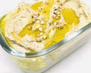 Buchweizen Hummus - RAW Hummus