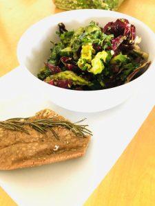 Buchweizen Taboulé mit Avocado und Minze