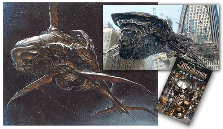 Leviathan vs Cetacyborg