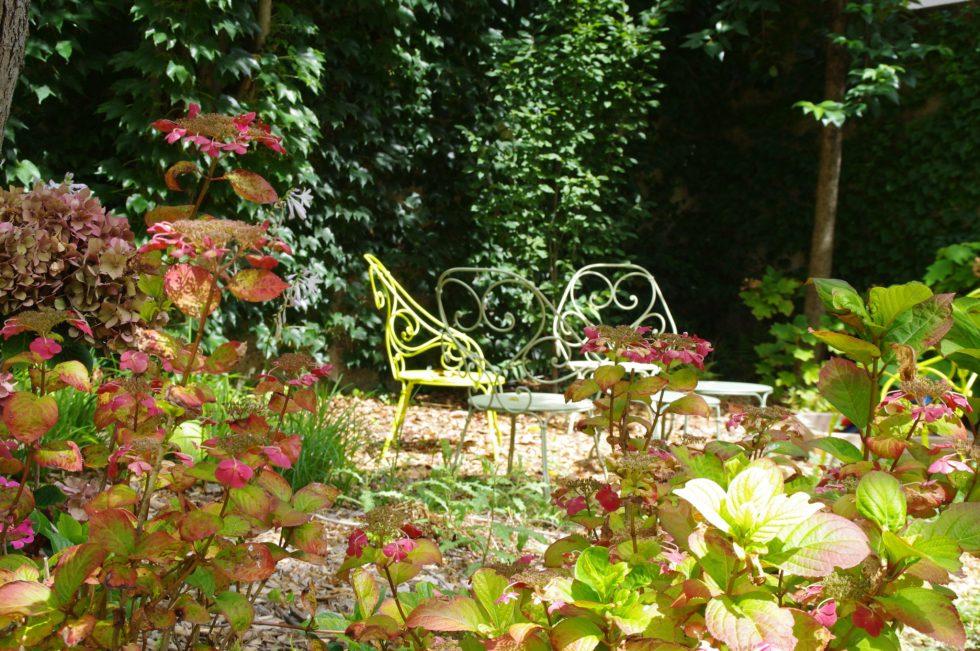 Jardin - Le Clos des Queyries