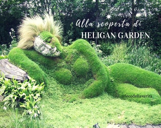 I giardini di Heligan Garden