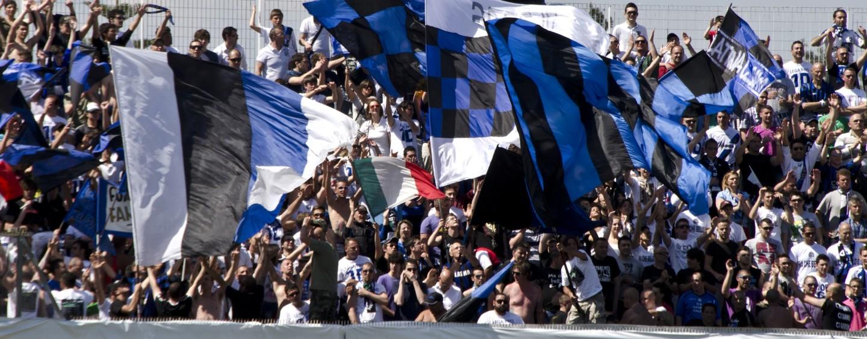 Risultati immagini per tifosi latina calcio