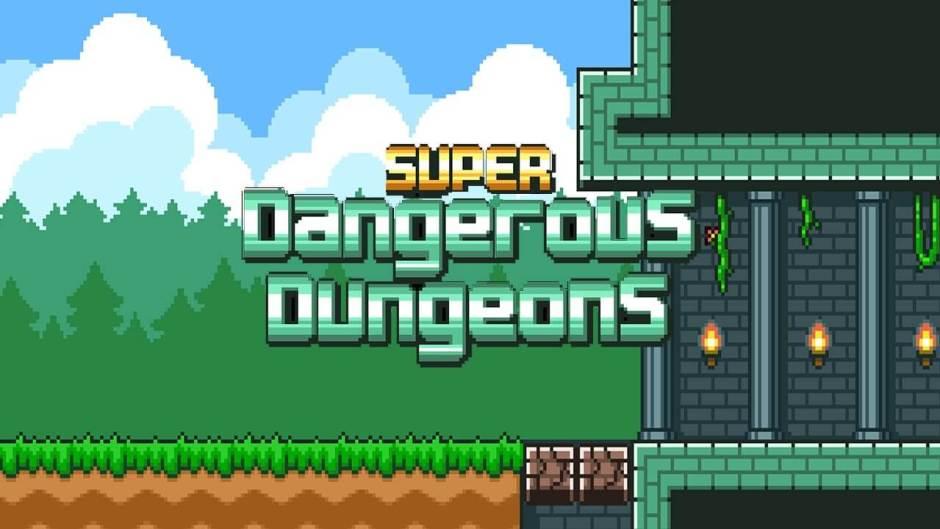 Super Dangerous Dungeon