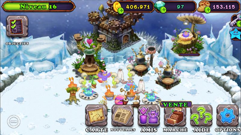 île du froid