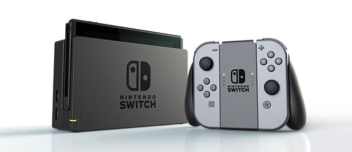 switch présentation