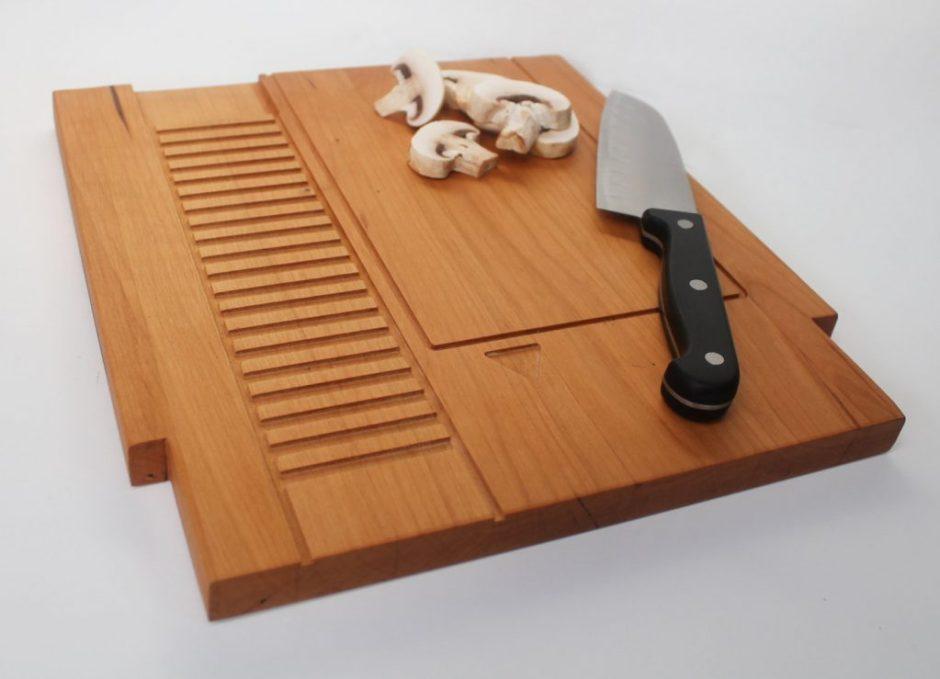 Planche cuisine Nes