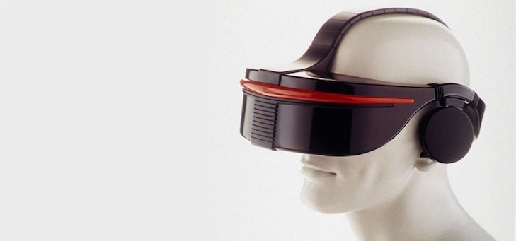 Réalité Virtuelle SEGA VR