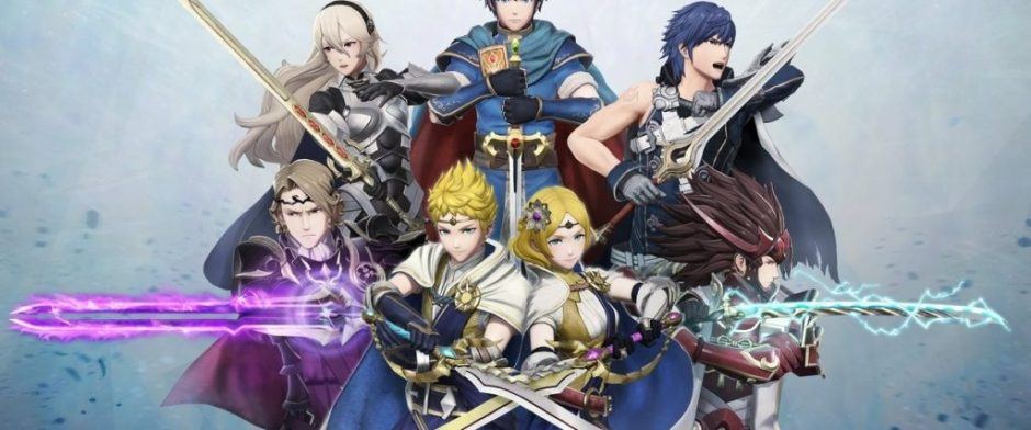 fire emblem warriors E3 2017