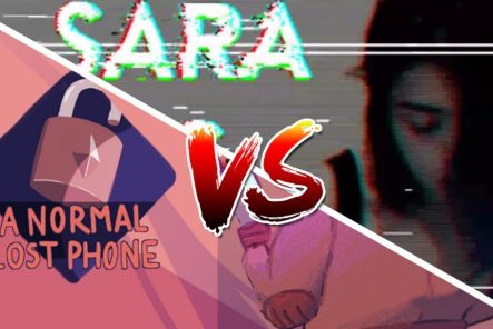 Sara is Missing vs a normal lost phone