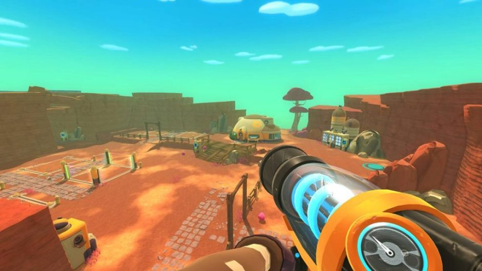 Test Slime Rancher Ranch gestion