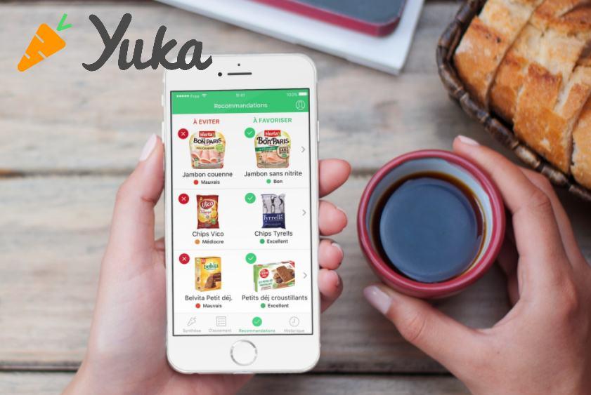 Yuka, l'application qui nous aide à mieux manger au quotidien
