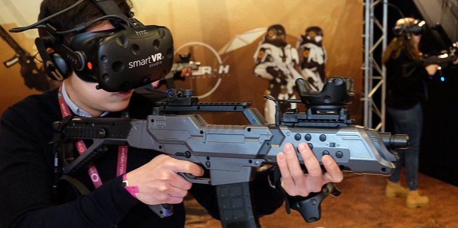 L'eSport VR, le futur de l'eSport ?